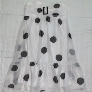 Guess Polka Dot Dress